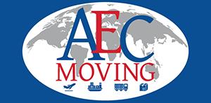 Logo de la société Aec Moving déménagement international